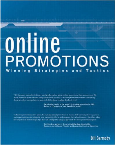 online promotions book