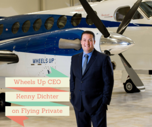Wheels Up CEO